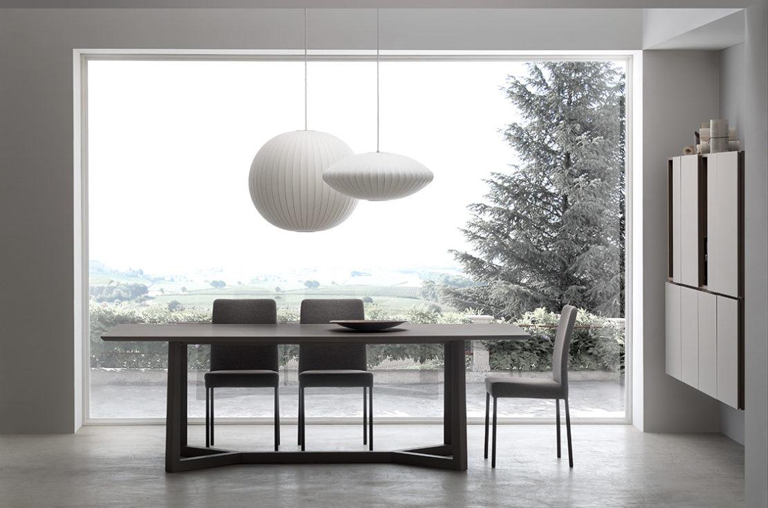 Come scegliere il tavolo da pranzo perfetto - Santalucia